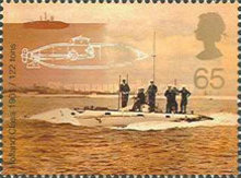 [Submarines with Different Perforation, Typ BEW1]