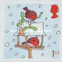 [Christmas Stamps - Self-adhesive, Typ BGB]