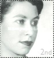 [The 50th Anniversary of Her Majesty The Queen's Accession to the Throne - Lying Watermark, Typ BGP]