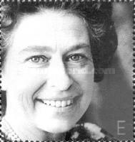 [The 50th Anniversary of Her Majesty The Queen's Accession to the Throne - Lying Watermark, Typ BGR]