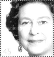 [The 50th Anniversary of Her Majesty The Queen's Accession to the Throne - Lying Watermark, Typ BGS]