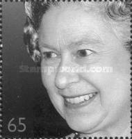 [The 50th Anniversary of Her Majesty The Queen's Accession to the Throne - Lying Watermark, Typ BGT]