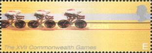[The 17th Commonwealth Games, Typ BIE]