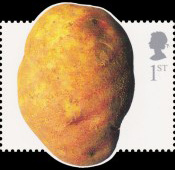 [Fruit and Vegetables - Self-Adhesive Stamps, Typ BKB]