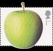 [Fruit and Vegetables - Self-Adhesive Stamps, Typ BKC]