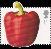 [Fruit and Vegetables - Self-Adhesive Stamps, Typ BKD]