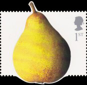 [Fruit and Vegetables - Self-Adhesive Stamps, Typ BKE]