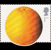 [Fruit and Vegetables - Self-Adhesive Stamps, Typ BKF]