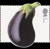[Fruit and Vegetables - Self-Adhesive Stamps, Typ BKJ]