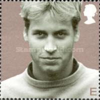 [The 21st Anniversary of the Birth of HRH Prince William of Wales, Typ BLC]