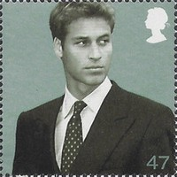 [The 21st Anniversary of the Birth of HRH Prince William of Wales, Typ BLD]
