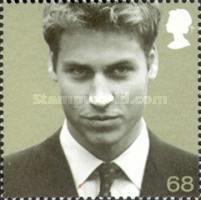 [The 21st Anniversary of the Birth of HRH Prince William of Wales, Typ BLE]