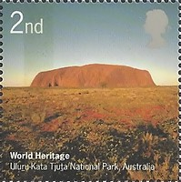 [World Heritage Sites - Joint Issue with Australia, Typ BQM]