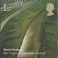 [World Heritage Sites - Joint Issue with Australia, Typ BQO]