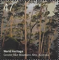[World Heritage Sites - Joint Issue with Australia, Typ BQQ]