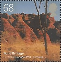 [World Heritage Sites - Joint Issue with Australia, Typ BQS]