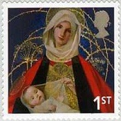 [Merry Christmas - Self-Adhesive Stamps, Typ BSH]
