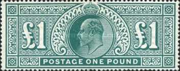 [King Edward VII, type BT]