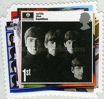 [The 50th Anniversary of The Beatles - Self-Adhesive Stamps, Typ BWA]