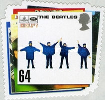 [The 50th Anniversary of The Beatles - Self-Adhesive Stamps, Typ BWC]