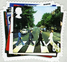 [The 50th Anniversary of The Beatles - Self-Adhesive Stamps, Typ BWD]