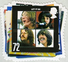 [The 50th Anniversary of The Beatles - Self-Adhesive Stamps, Typ BWE]