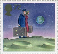 [World of Invention - Self-Adhesive Stamps, Typ BXG]