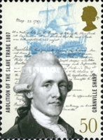 [The 200th Anniversary of the Abolition of the Slave Trade, Typ BXJ]
