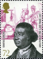 [The 200th Anniversary of the Abolition of the Slave Trade, Typ BXM]