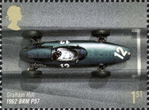 [The 50th Anniversary of the Great Britain Grand Prix, Typ BXX]