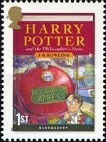 [The 10th Anniversary of the First Harry Potter Book, Typ BYE]