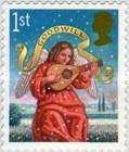 [Merry Christmas - Self-Adhesive Stamps, Typ BZZ]