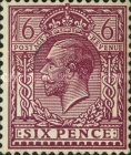 [King George V, 1865-1935 - New Watermark, Typ CA6]