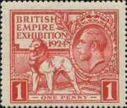 [British Empire Exhibition in Wembley, Typ CD]