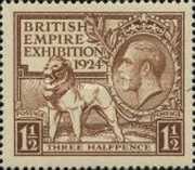 [British Empire Exhibition in Wembley, Typ CD1]