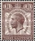 [The 9th Congress of the Universal Postal Union in London, type CG3]
