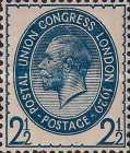 [The 9th Congress of the Universal Postal Union in London, Typ CH]