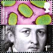 [The 350th Anniversary of the Royal Society, Typ CIM]