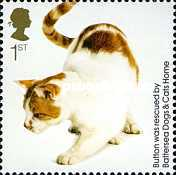 [The 150th Anniversary of the Battersea Dogs & Cats Home, Typ CIU]