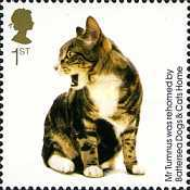 [The 150th Anniversary of the Battersea Dogs & Cats Home, Typ CIW]