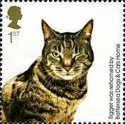 [The 150th Anniversary of the Battersea Dogs & Cats Home, Typ CJA]