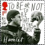 [The 50th Anniversary of the Royal Shakespeare Company, Typ COH]