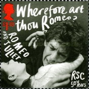 [The 50th Anniversary of the Royal Shakespeare Company, Typ COM]