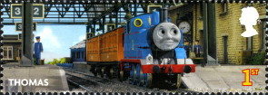 [The 100th Anniversary of the Birth of Wilbert V. Awdry, 1911-1997, Typ COZ]