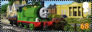 [The 100th Anniversary of the Birth of Wilbert V. Awdry, 1911-1997, Typ CPB]