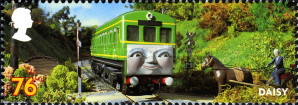 [The 100th Anniversary of the Birth of Wilbert V. Awdry, 1911-1997, Typ CPC]