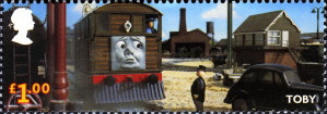 [The 100th Anniversary of the Birth of Wilbert V. Awdry, 1911-1997, Typ CPD]