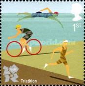[Olympic and Paralympics - London 2012, Typ CPM]