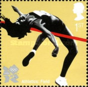 [Olympic and Paralympics - London 2012, Typ CPP]