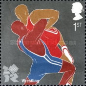 [Olympic and Paralympics - London 2012, Typ CPS]